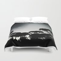 rome Duvet Covers featuring rome by chicco montanari