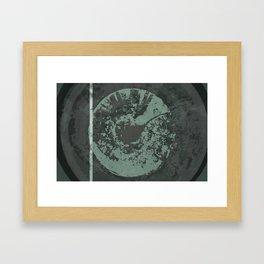 Mint coffee Framed Art Print