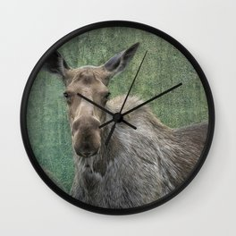 Big Girl Wall Clock