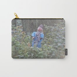 LONELY MUSICIAN  Carry-All Pouch