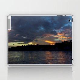 Sunset Panorama... Laptop & iPad Skin