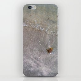 Sandy Waves iPhone Skin