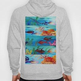 Beautiful Sea Life Hoody