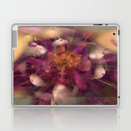 Beauty Explodes Laptop & iPad Skin