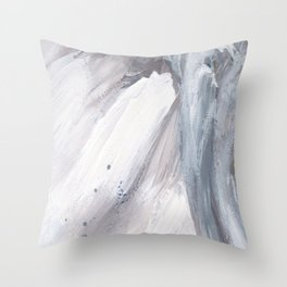 Crashing Waves v.2 Throw Pillow