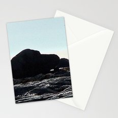 Bird and the Rock Stationery Cards