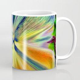 Butterfly Aurora Coffee Mug