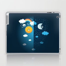 Night and Day Laptop & iPad Skin