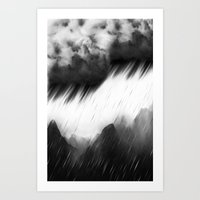 ShadowMountain Art Print