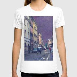 Cracow Slawkowska street #cracow #krakow T-shirt