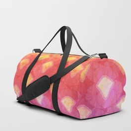 Days Spent in Sunsets Duffle Bag