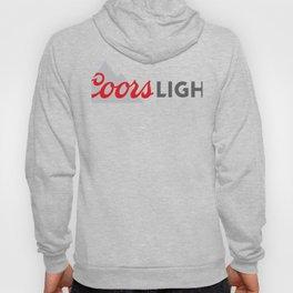 Coors Light Original 3C Logo T-Shirt 1 (Official) Hoody
