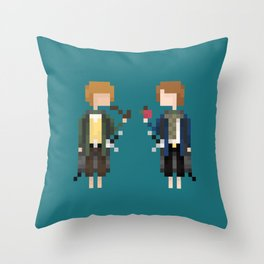 Merry & Pippin Throw Pillow