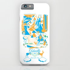 Land of The Sky. Slim Case iPhone 6s
