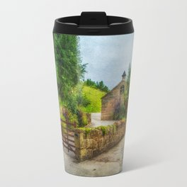 Country Stables Travel Mug