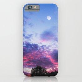 Desert Moon | Landscape Photography iPhone Case