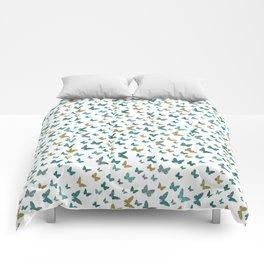 butterflies_yellow Comforters