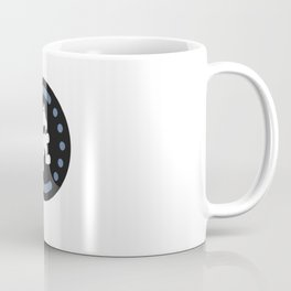 MonsterCat logo  Coffee Mug