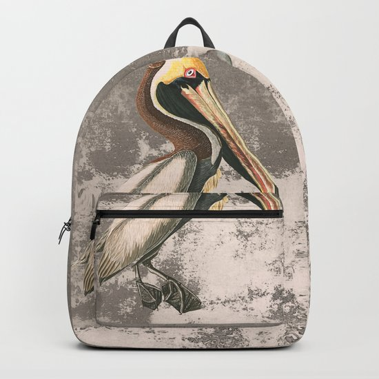 If anyone can, pelican Backpack