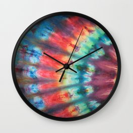Rings of Life Wall Clock