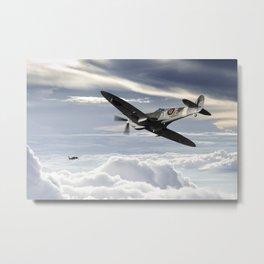 "Spitfire FY-F ""Sinker"" Metal Print"