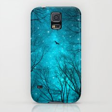 Stars Can't Shine Without Darkness Galaxy S5 Slim Case