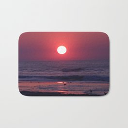 South Carolina Sunrise Bath Mat