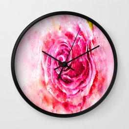 Rose SX Wall Clock
