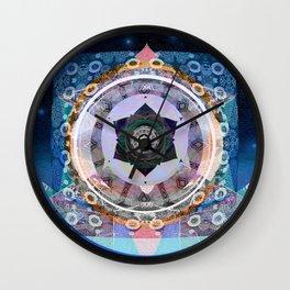 Ocean of Thoughtless Wonder Wall Clock