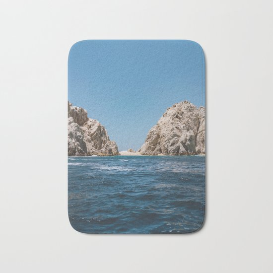 Lovers Beach Bath Mat
