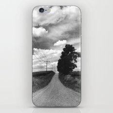 The Road Not Chosen iPhone & iPod Skin