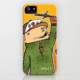 Autumn Time iPhone Case