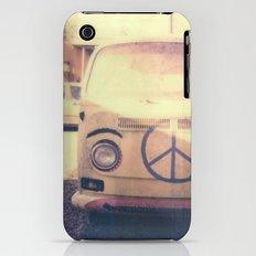 Happy VW Van Polaroid Slim Case iPhone (3g, 3gs)