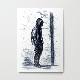 Cool boy Metal Print