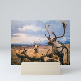 Oh Deer Mini Art Print