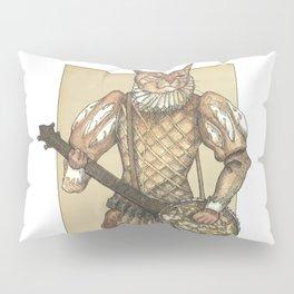 Banjo Cat Pillow Sham