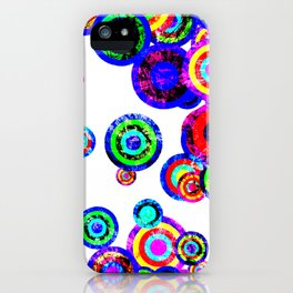 Moving Targets iPhone Case