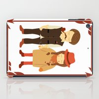 thanksgiving iPad Cases featuring Thanksgiving Happiness by Elena Kouvaros