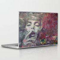cigarettes Laptop & iPad Skins featuring 1001 cigarettes by C.BENNETT
