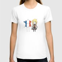 enjolras T-shirts featuring otp by The Eggplant Market