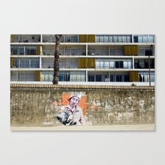 El Mate, Montevideo, Uruguay Canvas Print