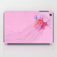 jellyfish iPad Cases featuring Jellyfish by ShaMiLa