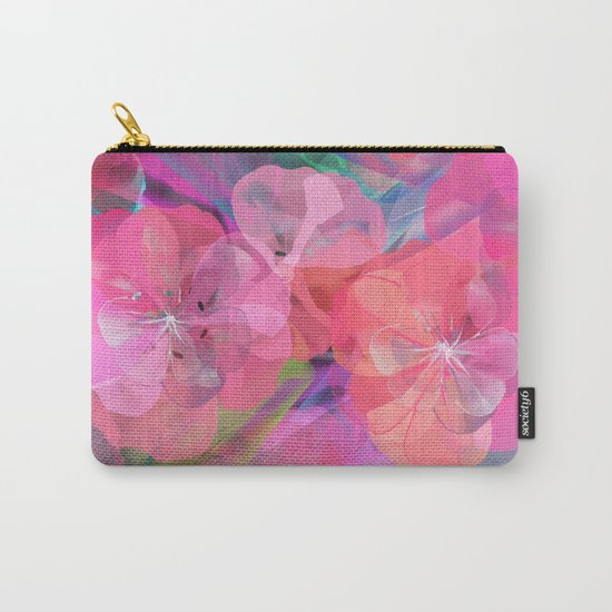 Flower carpet(60) Carry-All Pouch