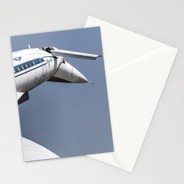 Tupolev TU-144 Jet Stationery Cards