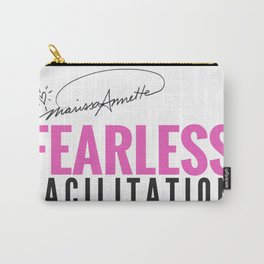 Fearless Facilitation Laptop Cover Carry-All Pouch