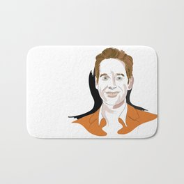 Paul Rudd Bath Mat