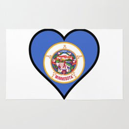 Love Minnesota Rug