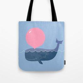 Blubber Gum Tote Bag