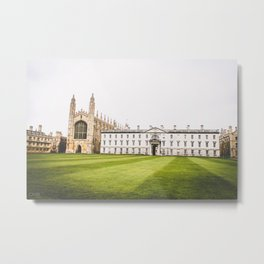 King's College, Cambridge Metal Print
