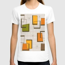 Rectangles and Stars T-shirt